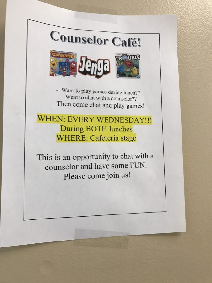 Counselor Cafe
