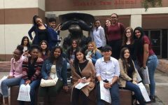 Early Childhood Education Class Goes to UNLV to Learn about Early Childhood Development Program!