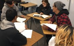 Journalism Club Uses Writing to Enhance Student Life and Culture at Cheyenne High School.