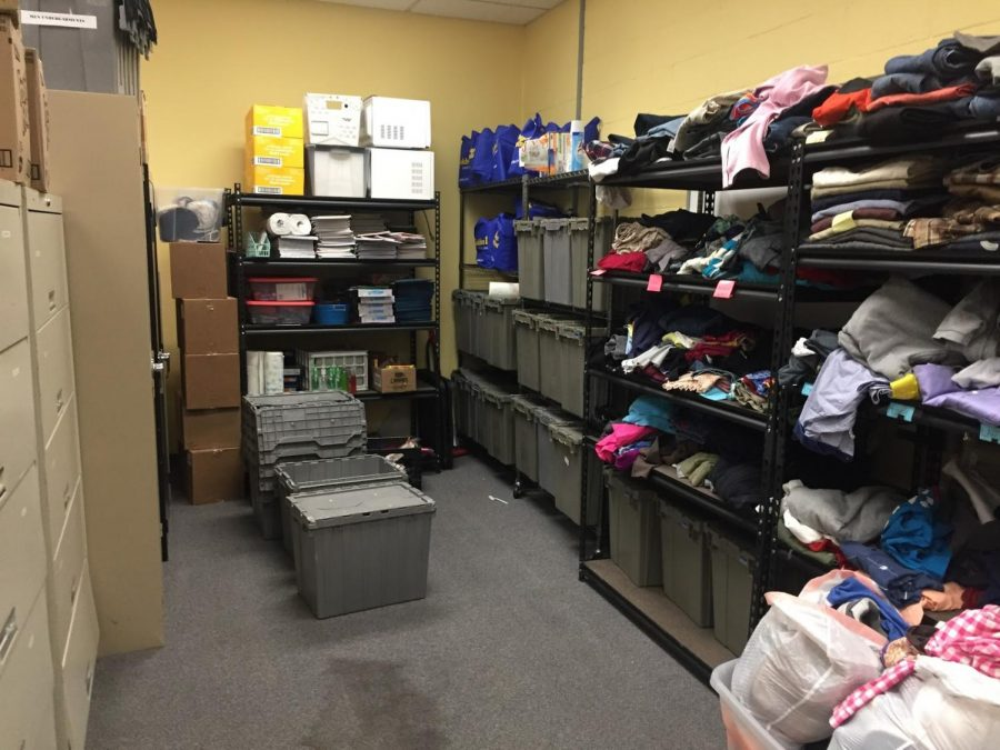 Shield+Shelter+Provides+Supplies+for+Cheyenne+High+School+Students