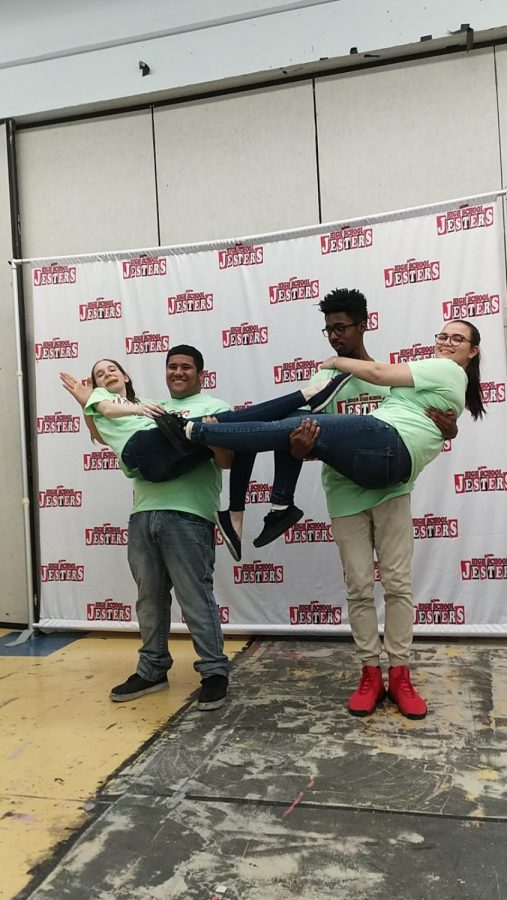 Laughs and Victories at the Cheyenne Improv Competition