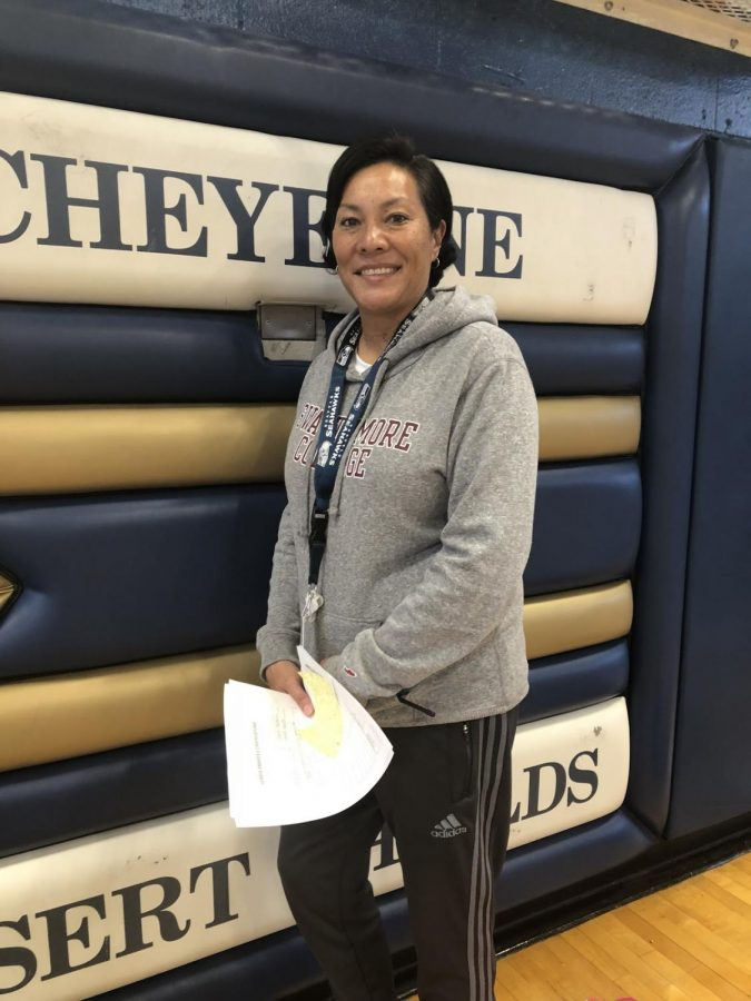 Cheyenne High School P.E. Teacher Becomes Athletic Director!!!