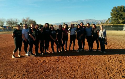 Cheyenne's Junior Varsity Softball Is Ready for a Fantastic Season!