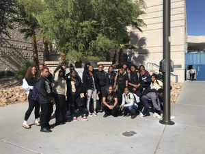 Cheyenne's B.S.U. Club Provides Students with Unique Experiences!!!