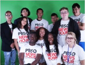 The Student Reporting Lab Gives Student News Reporters Opportunities to Perfect their Journalistic Craft!