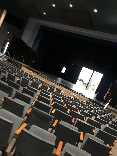 Cheyenne High School's Drama Club is Back in Business!